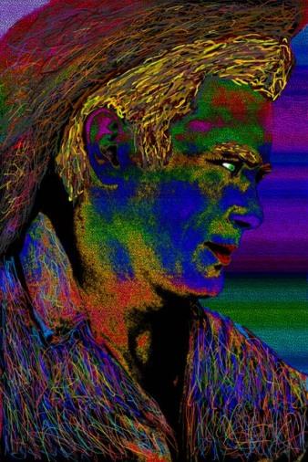 Jame Dean Photo Manipulation