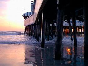 Atlantic Ocean, Daytona Beach, Florida