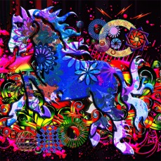 New release; Abstract Dream Design Horse is a true flight of fantasy for any art lover. by; Blake Henry Robson