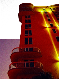 Ocean Vistas Corner Units Architecture Photo Art