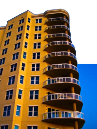 Ocean Vistas Corner Units Architecture Photo Art IV