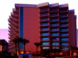 Bahama House Beach Resort At Dawn