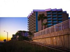 Tropical Coastal Landscape and Architecture